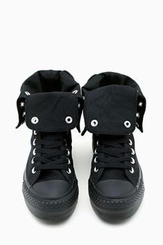 Converse All Star High-Top Sneaker - Black