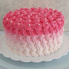 Birthday Cake Girls Flowers Sweets 44 Ideas For 2019 Happy Birthday Rose, Birthday Cake Roses, Happy Birthday Cakes, Birthday Cupcakes, Birthday Cakes For Women, Birthday Cake Girls, Fun Cupcakes, Cupcake Cakes, Sweets Cake
