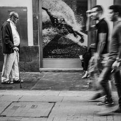 Saber mirar es básico para ver. #laspalmas #digital... -  Saber mirar es básico para ver. #laspalmas #digital #nikonphotography #blackandwhitephotography #nofilter (en Cortefiel)