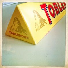 Do you know the secret of the Toblerone logo? http://www.newlyswissed.com/?p=11542