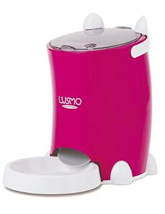 Lusmo Automatic Pet Feeder Red - English Ver.