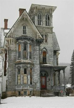 """Coudersport, Pennsylvania, USA. """"The Old Hickory"""""""