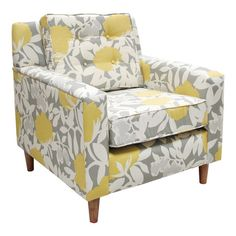 Peony Arm Chair in Dove