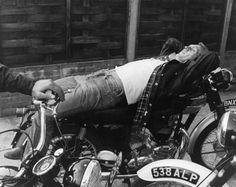 Steve McQueen Bike