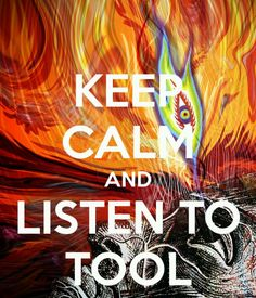 i love tool, i feel as if they're more than just a band ...