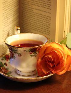 Rose. Tea. Book. II by =JosephTimbury on deviantART