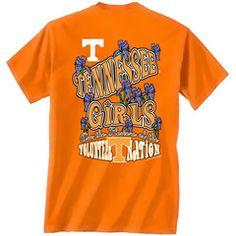 Tennessee Volunteers Iris State Flower T-shirt · Tennessee Fever Tennessee Vols Shirts, Tn Vols, Tennessee Girls, Tennessee Football, University Of Tennessee, Tennessee Volunteers, Tgirls, Hoodies, Sweatshirts