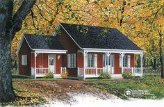 Casa plan W1478