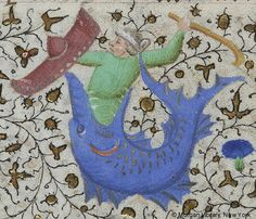 Book of Hours, MS M.1004 fol. 167v - Images from Medieval and Renaissance Manuscripts - The Morgan Library & Museum