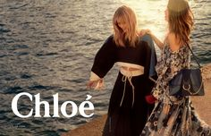 Chloe spotlights bohemian styles in its spring 2017 campaign
