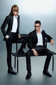 Karl Lagerfeld Fall/Winter 2012 Campaign
