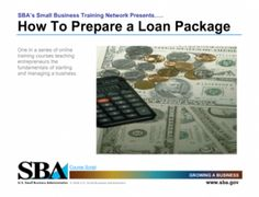 How to Prepare a Loan Package