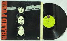 Grand Funk Railroad Closer To Home #Vinyl Record Album Capitol LP Gatefold EX/VG+