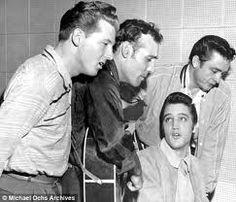 The Million Dollar Quartet - Elvis, Johnny, Carl & Jerry Lee... Sun Records