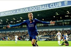 Twitter reacts to Leicester City's Jamie Vardy scoring in his eighth straight Premier League game | Leicester Mercury