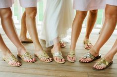 Jack Rodgers For Your Wedding - Preppy Wedding Style