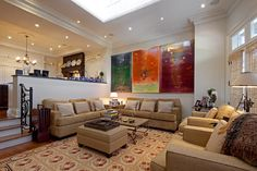 Living Room - traditional - living room - toronto - Peter A. Sellar - Architectural Photographer