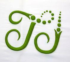Monogram by Julia B.