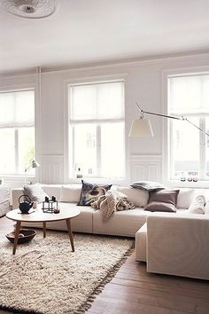 Light in the dark: Danish home style - in pictures