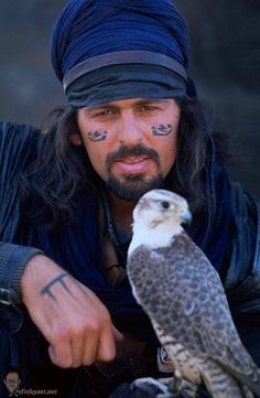 Oded Fehr, Ardeth Bay - The Mummy directed by Stephen Sommers (1999) #egypt