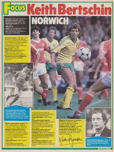 Norwich City – Football In Print Norwich City Football, Norwich City Fc, Football Odds, Football Players, Trevor Francis, Adidas Retro, English Football League, Football Shirts, Birmingham