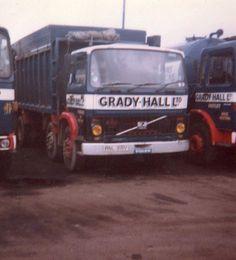 Volvo Trucks, Commercial Vehicle, Vintage Trucks, Classic Trucks, Vehicles, Classic Pickup Trucks, Car, Classic Cars, Vehicle
