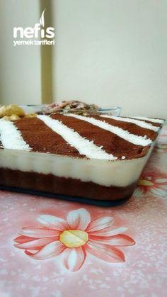 Damat Pastası (tamamen Yağsız) My Recipes, Cake Recipes, Popular Recipes, Dessert Recipes, Lean Recipes, Subway Cookie Recipes, Mousse Au Chocolat Torte, Far Breton, Buy Cake