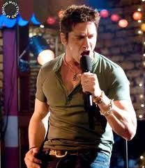 Gerard Butler in PS I Love You.....such talent this man has....he can sing, he can dance, he can act....he has a gift!!!