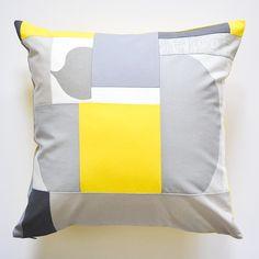 Watermill Pillow 16x16 Multi  by Liz Jaff