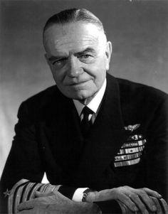 Admiral William Frederick Halsey, Jr., 1882 — 1959