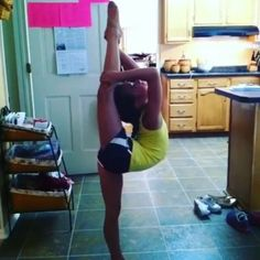Mackenzie Z.'s needle is amazing, but you don't have to do it as good as her!