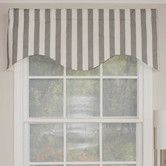 Features:  -Decorator quality fabric.  -Fully lined.  -Made in the USA.  -Please note: Valances are often pictured in multiple quantities. Please measure your window to determine how many items you ne