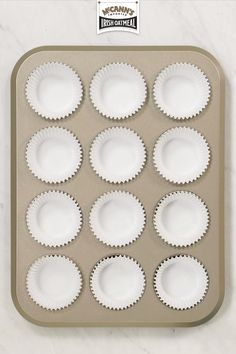 Muffin Tin Recipes, Fun Baking Recipes, Cupcake Recipes, Cupcake Cakes, Cooking Recipes, Cupcakes, Pie Recipes, Strawberry Oatmeal Muffins, Sweets