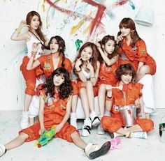 """Rainbow brings in """"Sunshine"""" with their new MV + 'Rainbow Syndrome Part 2' album   allkpop"""