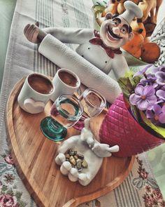evinizde huzurla iceceginiz kahveleriniz olsun☕