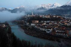 Belluno Dolomiti Veneto Italia by Rivier de Mari