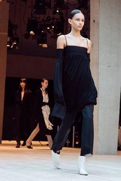 Céline AW17 womenswear paris dazed