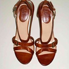Cole Haan Brown Leat… ($43) is on sale on Mercari, check it out! http://item.mercariapp.com/gl/m948215281
