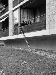 Swiss Dossier / Peter Zumthor by Juan Carlos Quindós de la Fuente, via Behance