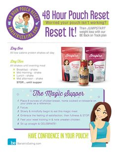 5 Day Pouch Test Bariatric Pinterest Pouch Reset Bariatric