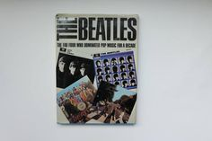 Check out this item in my Etsy shop https://www.etsy.com/listing/518286243/vintage-beatles-book-1983-edition-book