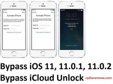 Bypass iOS 11/ 11.0.1/ 11.0.2 iCloud Activation Lock Server Deactivate Tool / Compatible Apple Models: An additional Bypass iOS 11, 11.0.1, 11.0.2 Bypass iCloud Unlock method is through a group cal…