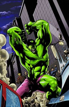 #Hulk #Fan #Art. (Hulk) By: KaRzA-76. ÅWESOMENESS!!!™ ÅÅÅ+