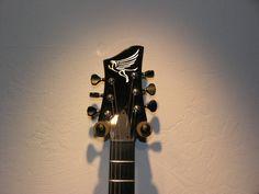 Griffin guitar Headstock