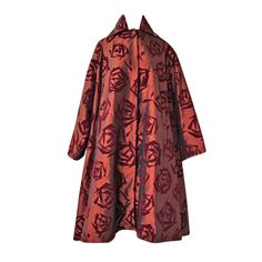 MUSEUM EXHIB ROMEO GIGLI ASIAN INFLUENCE COAT  Italy    Rare Romeo Gigli coat was exhibited in 2009 at the Fitchburg Art Museum for their Italian exhibition.