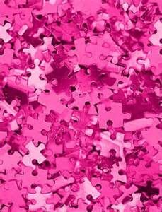 Image Search Results for pink puzzle piece