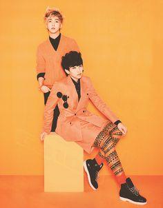 B1A4 sandeul & baro