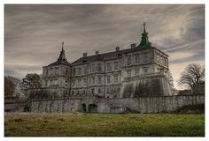 Pidhirtsi Castle - Ukraine