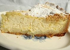 Todo caserito: Tarta de ricota de Osvaldo Gross Sweet Recipes, Cake Recipes, Dessert Recipes, Desserts, Argentina Food, Osvaldo Gross, Pan Dulce, Bread Machine Recipes, Sweet Tarts