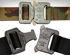 Intelligent Armor Lightweight Combat Belts